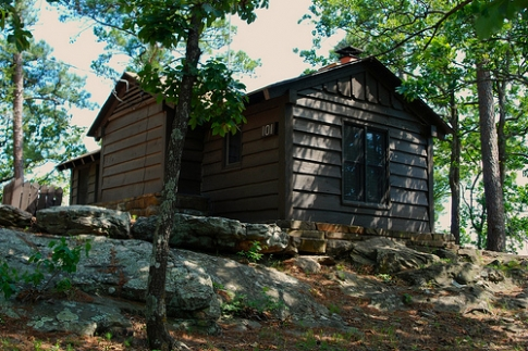 5. Robbers Cave State Park, Wilburton