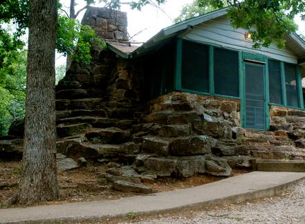 3. Greenleaf State Park, Braggs