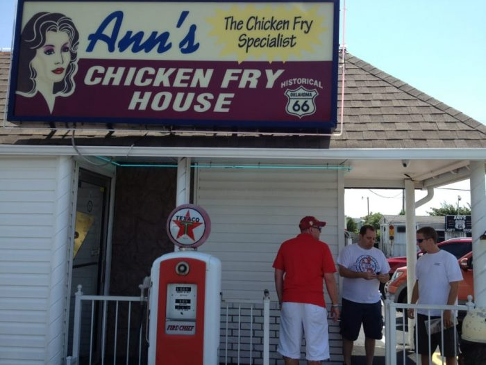 3. Ann's Chicken Fry House, Oklahoma City