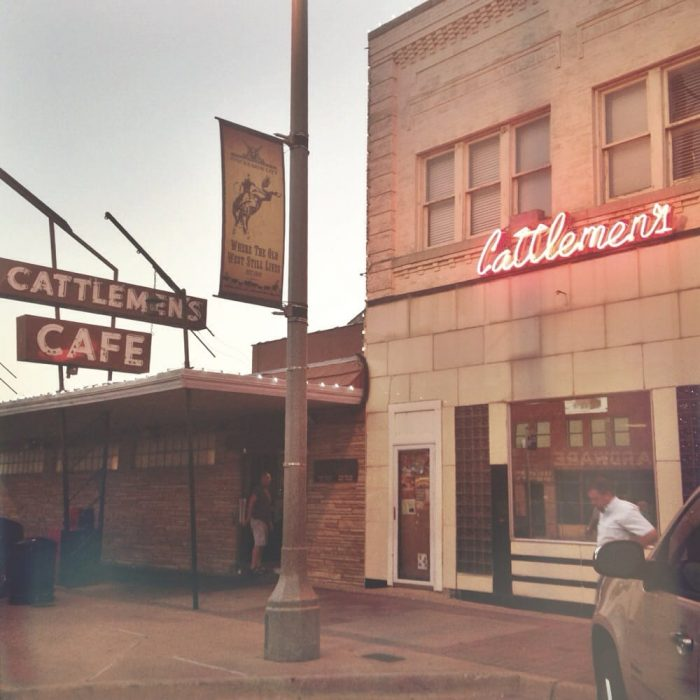 9. Cattlemen's Steakhouse, Oklahoma City