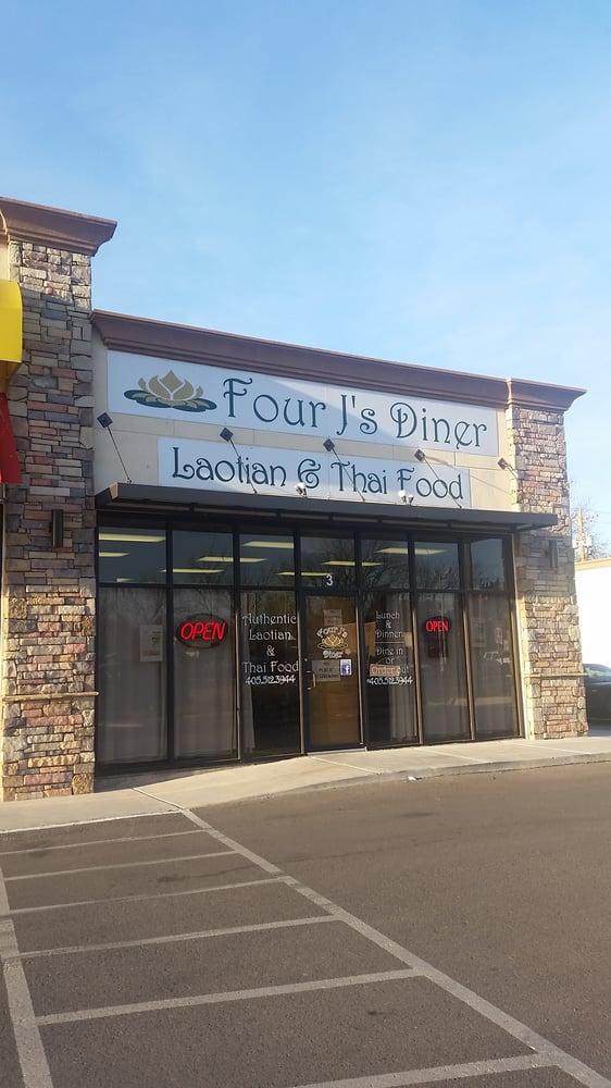 10. Four J's Diner, Oklahoma City