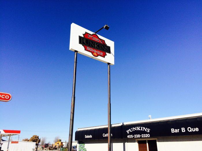 5. Punkin's BBQ and Catfish, Pauls Valley