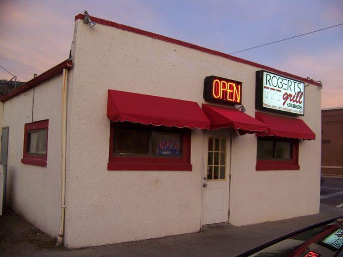 8. Robert's Grill, El Reno