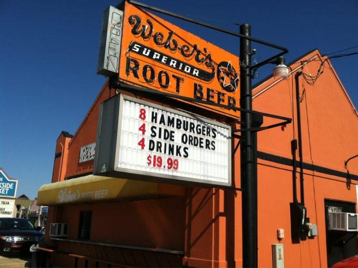 2. Weber's Root Beer, Tulsa