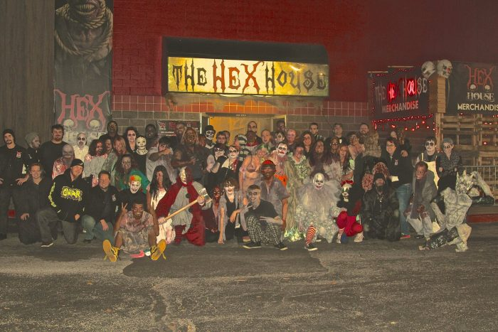 The Hex House has two attractions at one location. Visitors can enter The Hex House and Westside Grim with a combo ticket. Both are scary. Both are dark. Both will make you scream. Both will give you nightmares.