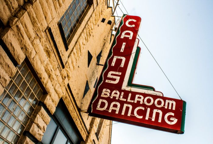 Cains Ballroom Dancing, Tulsa