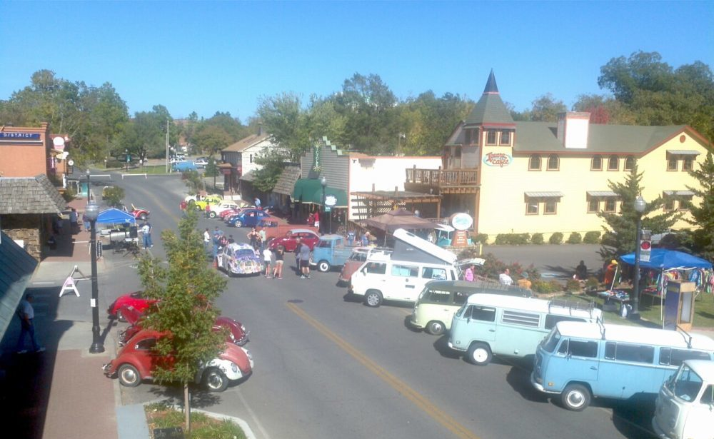 Talequah Oklahoma Is One Of The Best Small Towns In America