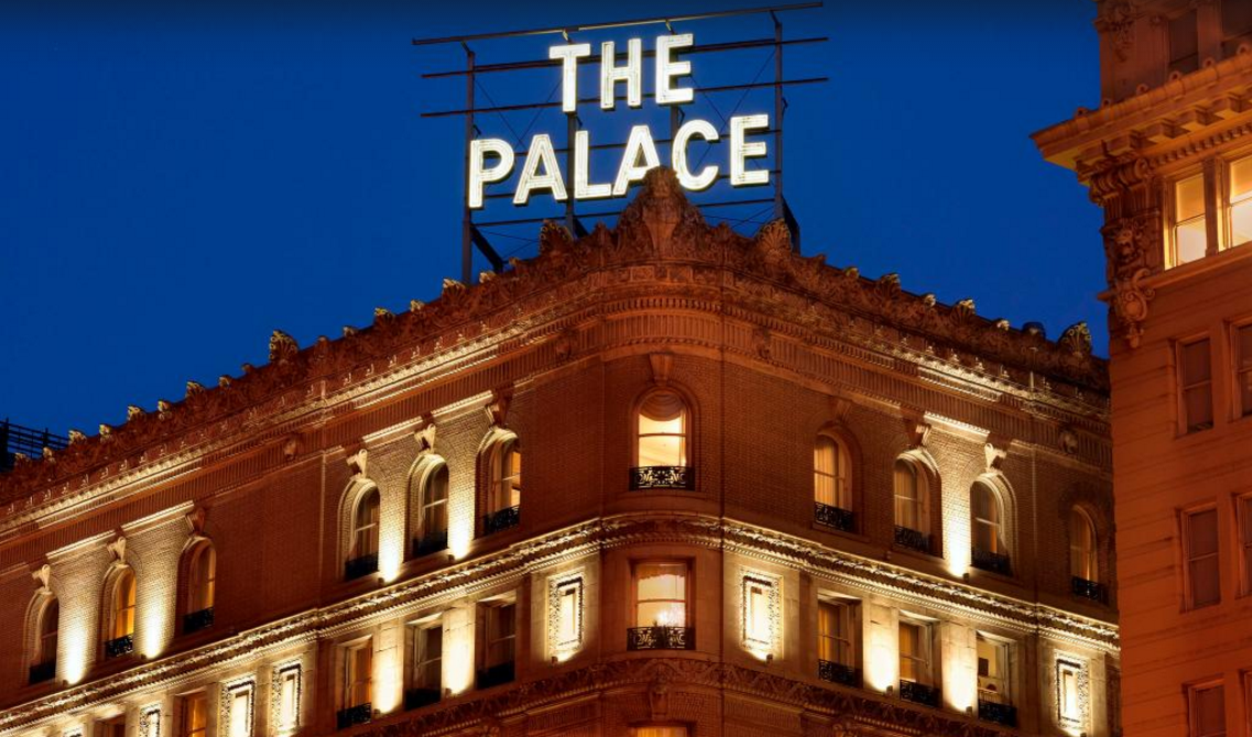 The oldest hotel in san francisco is also the most haunted for Pennsylvania hotel new york haunted