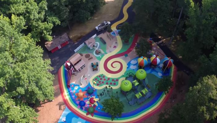 Watkins Regional Park Playground Is Like A Fairy Tale Come