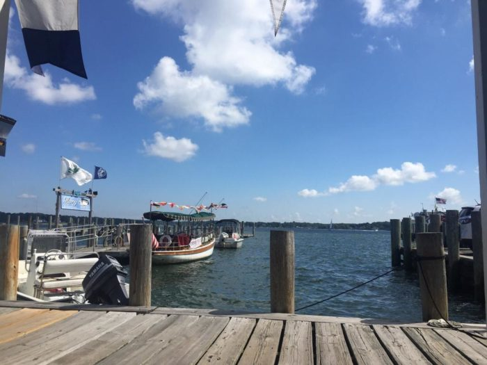 Even if you're not interested in fishing, Greenport offers plenty of other ways for visitors to get out on the water and enjoy the gorgeous scenery!