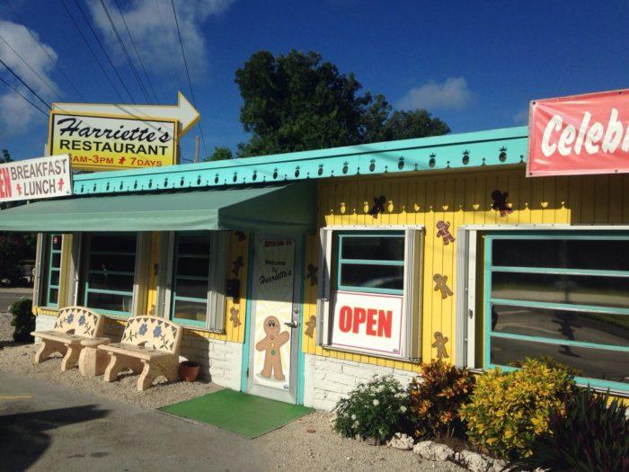 5. Key Lime Muffins from Harriette's Restaurant, Key Largo