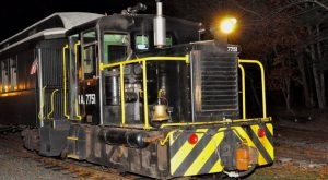 Take This Haunted Train Ride In New Jersey For Some Spooky Thrills