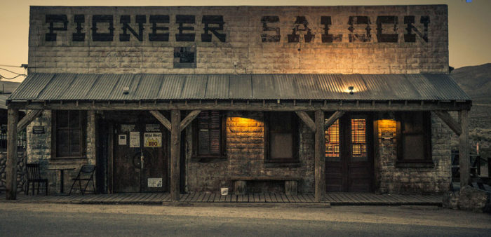 Pioneer Saloon, Goodsprings