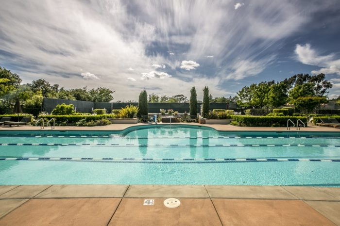 Take a dip in the pool after a day of wine tasting, a game of golf, or just chill under an umbrella. Please note, there are ten pools in the Silverado resort too!