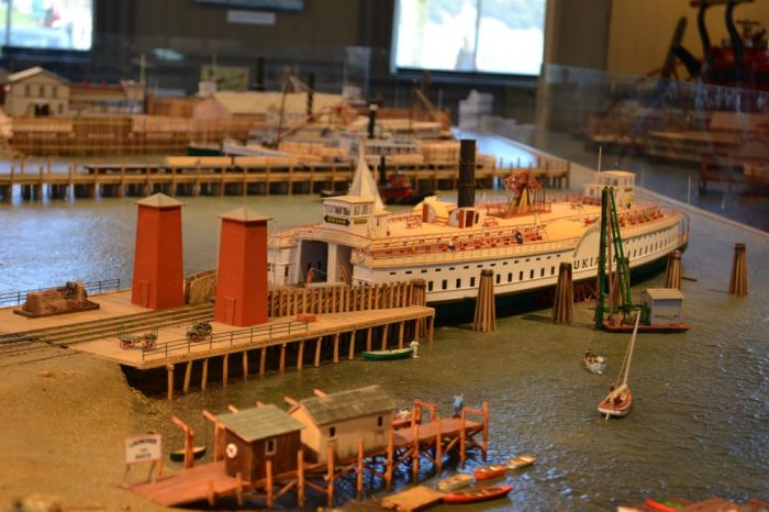Railroad & Ferry Museum
