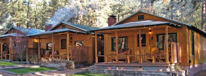 11. Ruidoso Lodge Cabins, Ruidoso