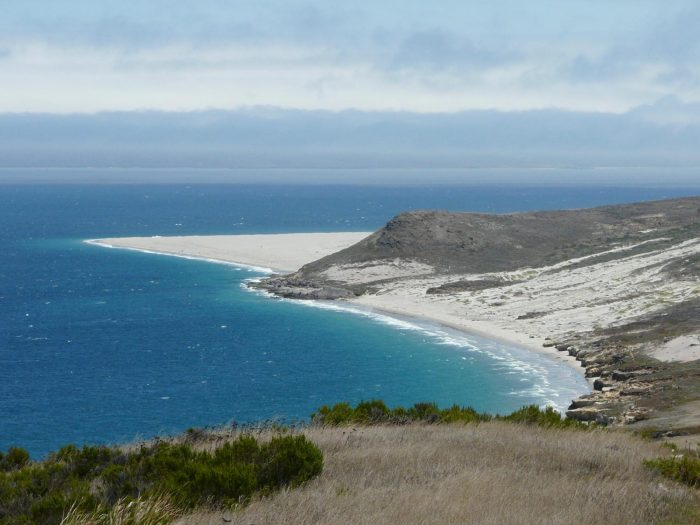 At 53,000 acres, this pretty island is the second-largest in California.