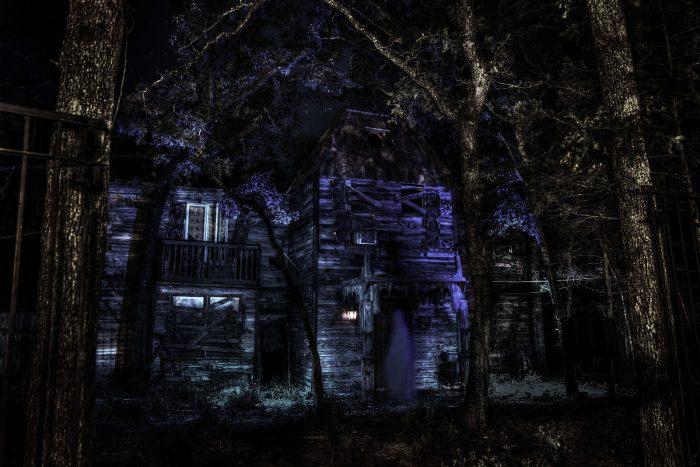 6. Scream Hollow Wicked Halloween Park (Smithville)