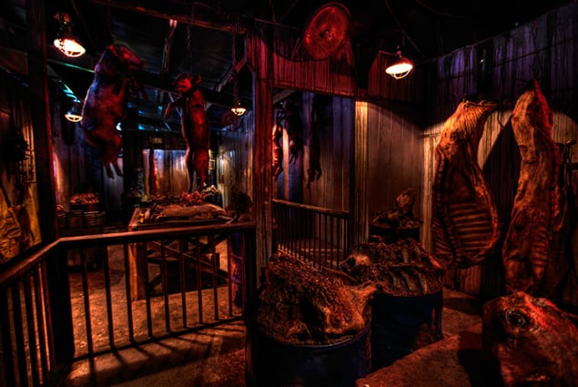 The 10 Scariest Haunted Houses In Texas To Visit This