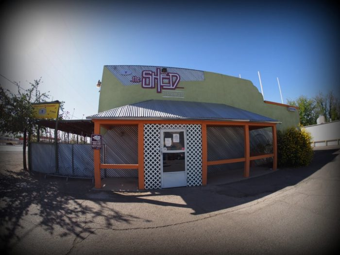 4. Old Mesilla Pastry Café – The Shed, 810 S Valley Drive, Las Cruces