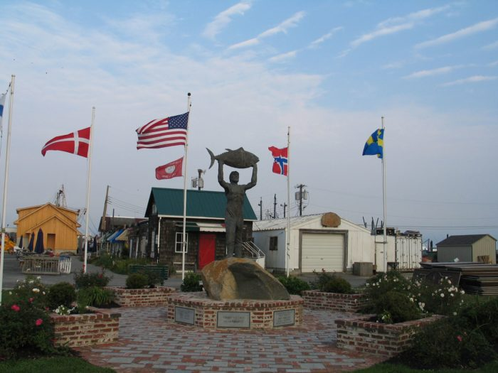 New jersey 39 s historic viking fishing village is a perfect for Fishing stores nj
