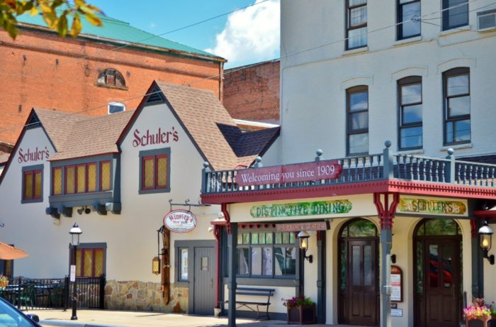We hope you saved room for dinner: round out your day in Marshall with a dinner stop at Schuler's Restaurant & Pub on South Eagle Street. Fill up on a delicious prime rib meal as you appreciate Schuler's warm and welcoming service.
