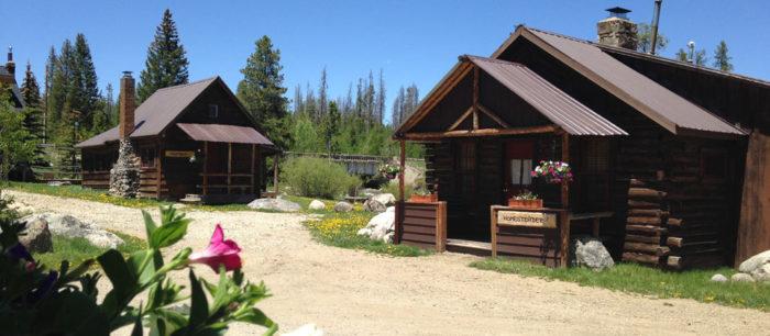 3. Colorado Cabin Adventures (Grand Lake)