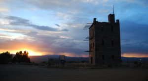 Most People Don't Know About This Historic Castle In Nevada