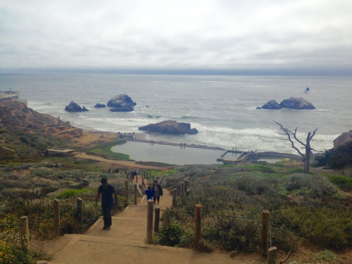 2. Sutro Baths: 680 Point Lobos Ave