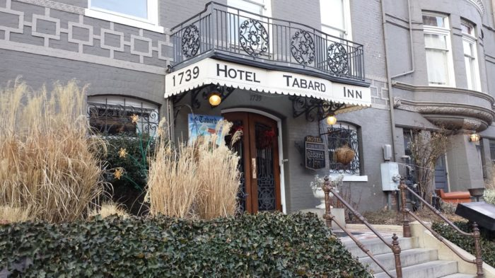 11. Tabard Inn Restaurant - 1739 N St NW