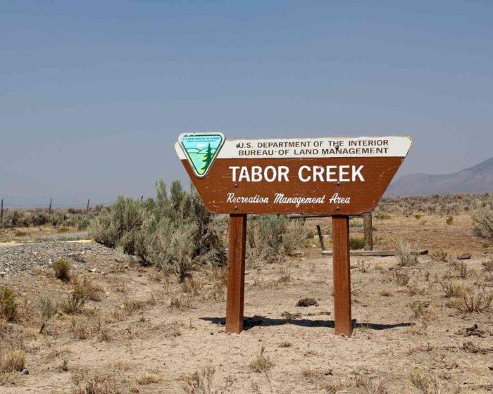 Tabor Creek
