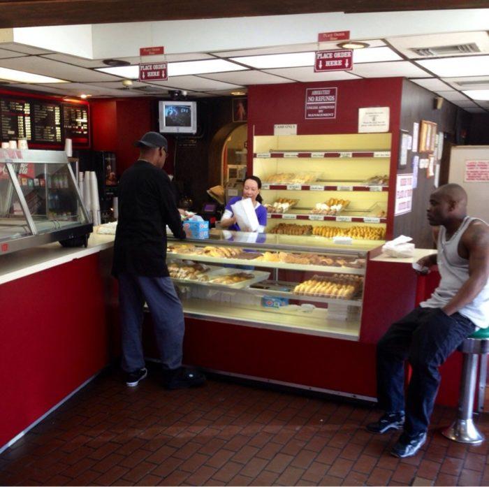 8. Tastee Restaurant Deli-Donuts, 2549 Esplanade Ave.