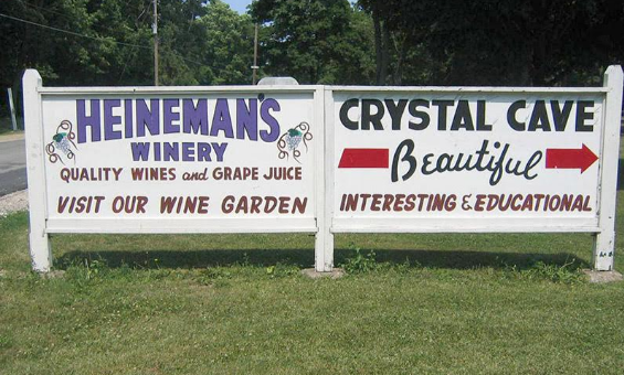 Why exactly is this natural wonder attached to a winery, you ask? Well, it all started in 1897 when workers discovered Crystal Cave while digging a well for the winery.