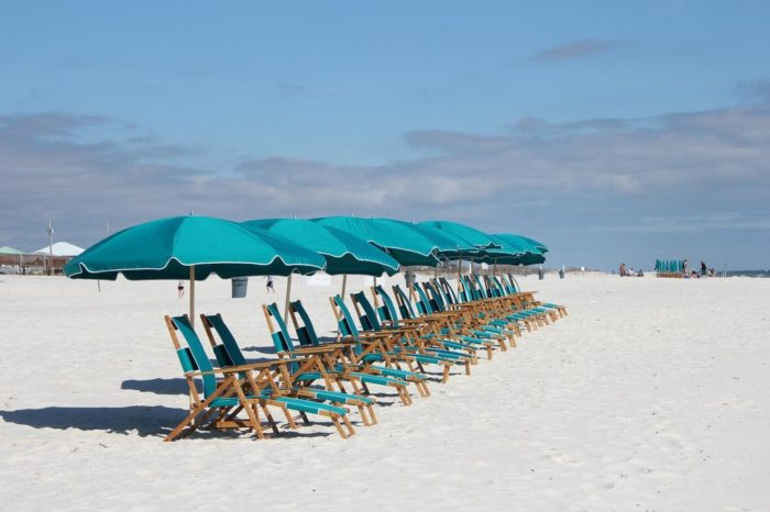 After relaxing for the day in front of the sea, you'll have full access to all of the amazing restaurants and music venues that surround Gulf Shores, AL.