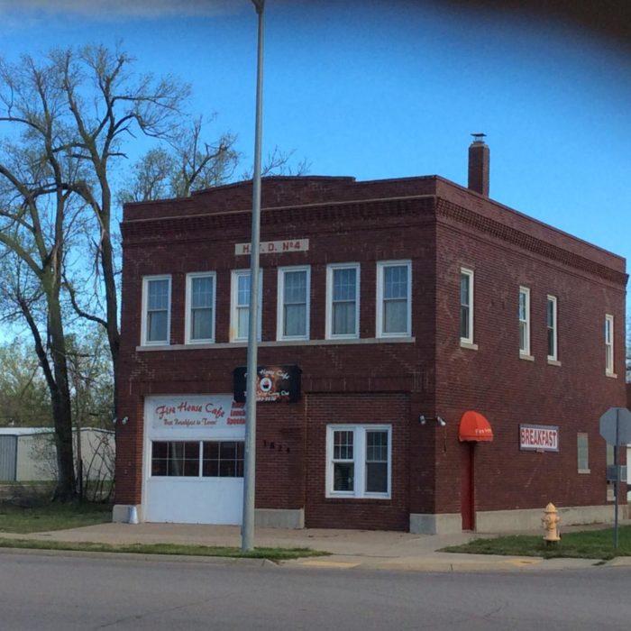 2. Firehouse Cafe - Hutchinson