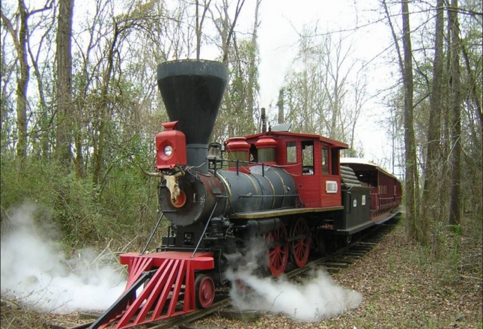 13 Haunted Train Rides In The Us That Will Terrify You In