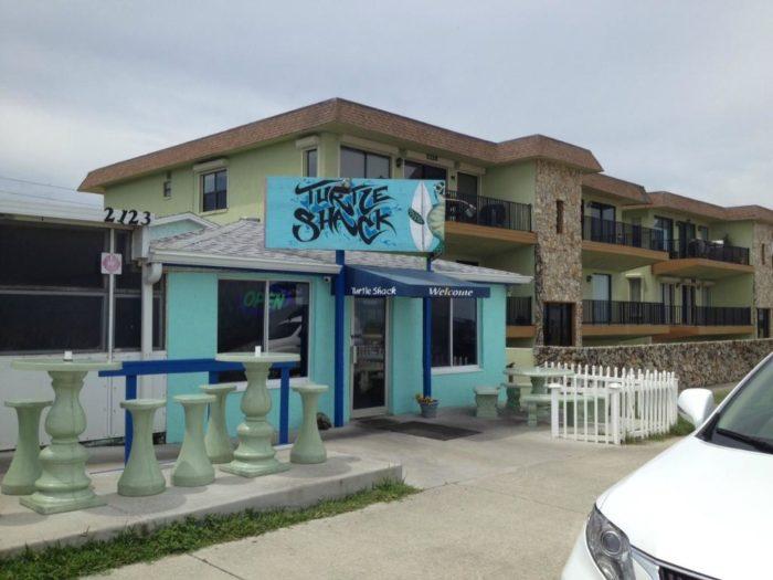 10. Turtle Shack Cafe, Flagler Beach