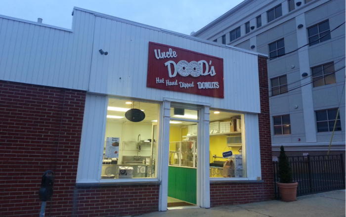 And the winner is... Uncle Dood's Donuts. Located at 4 Robbins Street in Toms River, it is truly something special.
