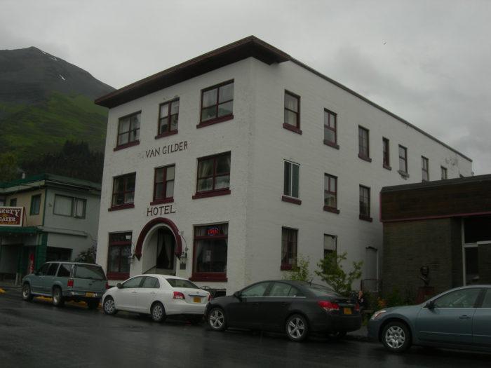 11. Van Gilder Hotel – Seward