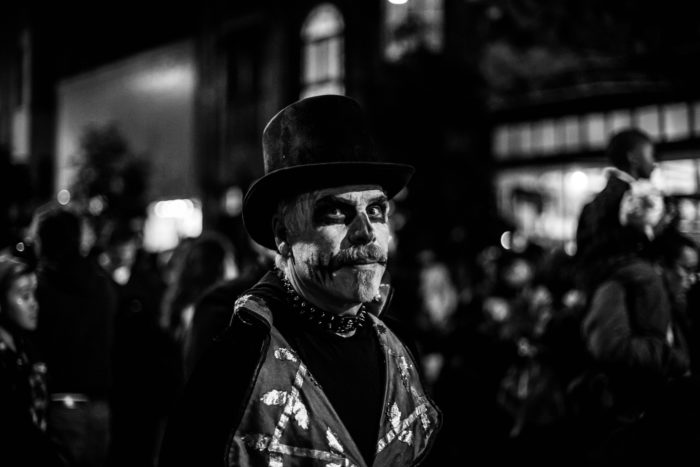 4. Day of the Dead Parade, Bywater