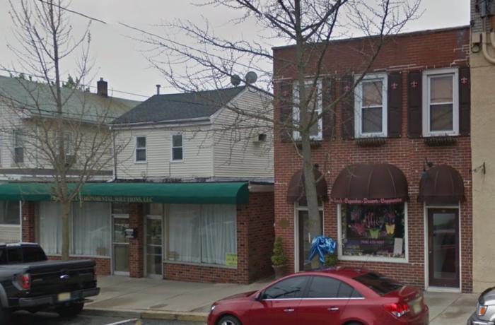 9. Allie's Cupcakery & Cafe, 7 Broad Street, Washington