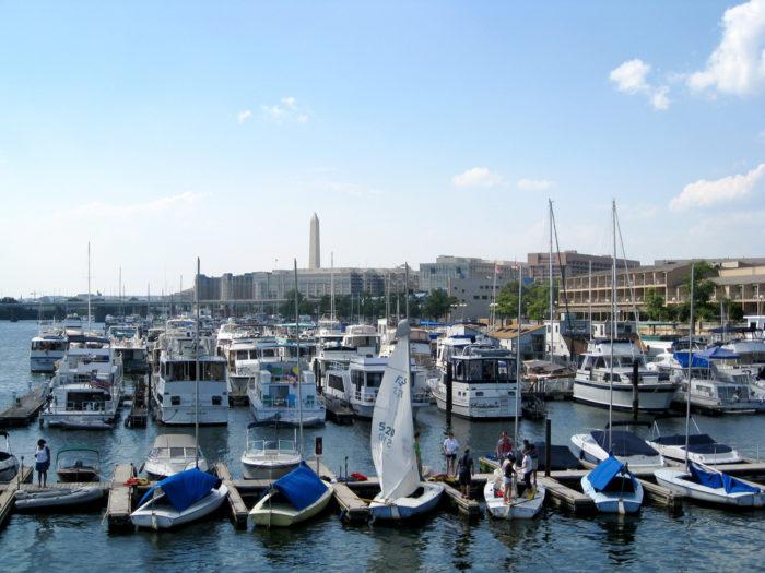 10. Washington Marina