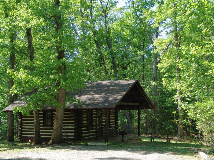 11 Cabins Near Washington Dc For A Fall Getaway