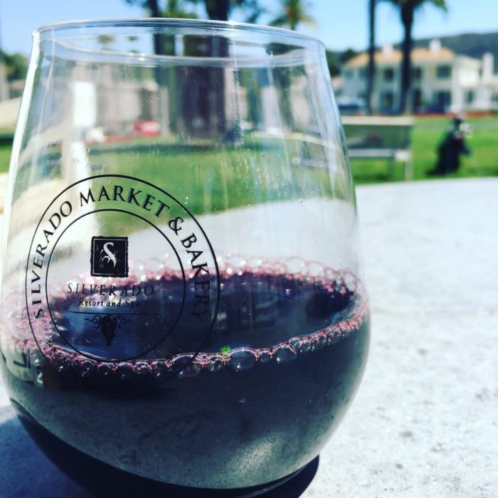 Finally, wine is everywhere here. William Hill Estate Winery is less than a mile from Silverado Resort. In fact, the resort is close to more than 400 wineries.