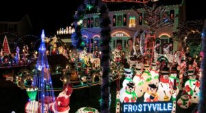 11 Christmas Light Displays Around Cleveland That Are Pure Magic