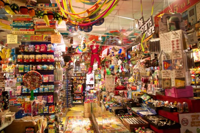 Big Fun: The Best And Biggest Nostalgic Toy Store In Ohio