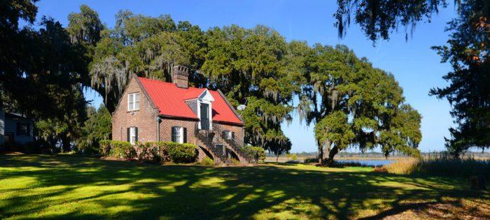 Stay Ovenight On A Unique Historic South Carolina Plantation