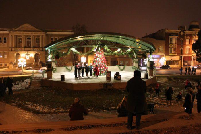 Christmas Tree Greenwood