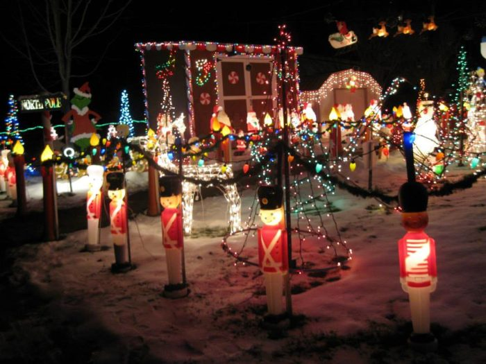 Speedway Christmas Lights