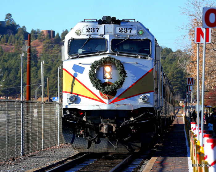 take this polar express train ride in arizona